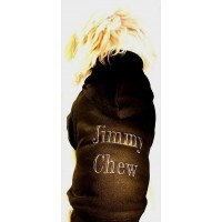 Jimmy Chew Hoodie XX Large Chelsea Blue (staffordshire size)