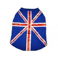 Limited Edition Union Jack Tshirt - size XXLarge Breed Guidelines: Staffordshire