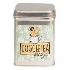 Doggie Tea Bags