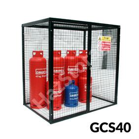 Gas Cylinder Cage - GCS40