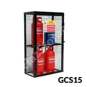 Gas Cylinder Cage - GCS15