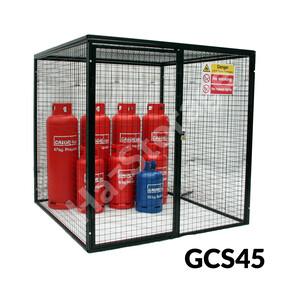 Gas Cylinder Cage - GCS45