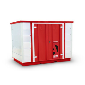 Fire Rated Container - HS3