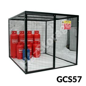 Gas Cylinder Cage - GCS57