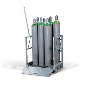 HS2 - Gas Cylinder Forklift Pallet - Large