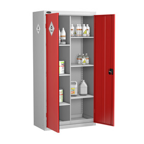 Toxic Substance Cabinet - HS4