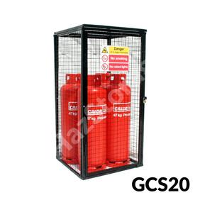 Gas Cylinder Cage - GCS20