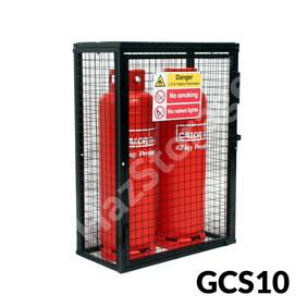 Gas Cylinder Cage - GCS10