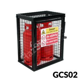 Gas Cylinder Cage - GCS02