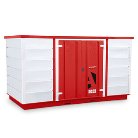 Fire Rated Container - HS4