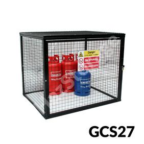 Gas Cylinder Cage - GCS27