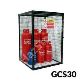 Gas Cylinder Cage - GCS30