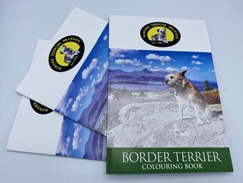 BTW Colouring Book