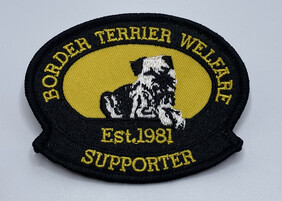 BTW Supporter Embroidered Badge