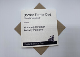 BTW greeting card - Father's Day