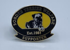 BTW Supporter Pin Badge