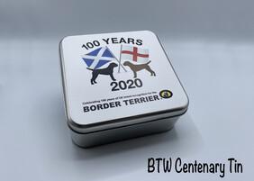 BTW Storage Tin - Centenary Limited Edition