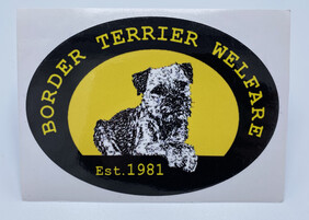 BTW Logo stickers