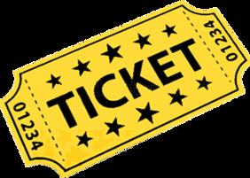 BTW Digital Raffle Ticket