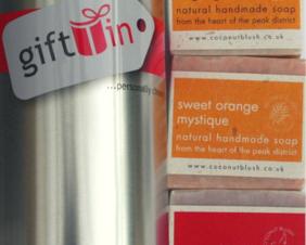 Pamper Tins : Handmade, natural soaps