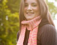Knitting Tins : Beginners Scarf Knitting Kit
