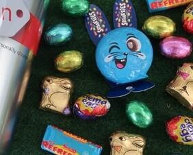 Chocolate Hunt Gift Tin
