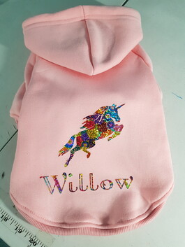 Hoodie with Name