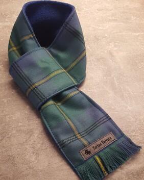 New - Johnston Clan Tartan Scarf