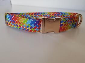 Rainbow Basket Weave