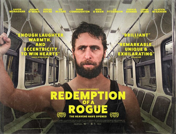 REDEMPTION OF A ROGUE Film Trailer: REDEMPTION OF A ROGUE Will Be Released  In UK Cinemas Friday 27th August.   Britflicks