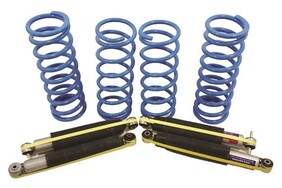 DISCOVERY 2 L318 +50MM SUSPENSION LIFT KIT