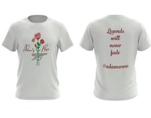 Adam's Rose T-Shirts (Adults)