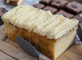 Iced Loaf cakes