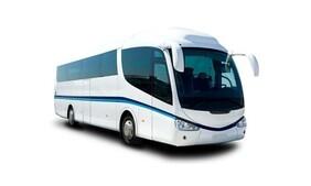 May 2022 Scotland Coach Edinburgh Airport - XCC location (Return)