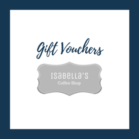 Gift Vouchers - From £10 to £50