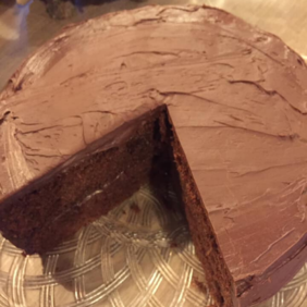 Large Slice of Chocolate Cake * out of stock *