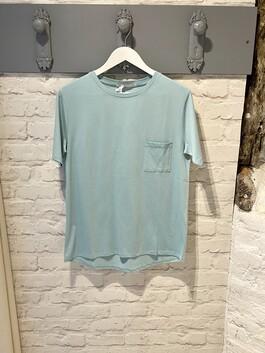 Crew Neck Seafoam T-shirt (Magie)