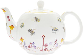Busy Bee Tea Pot