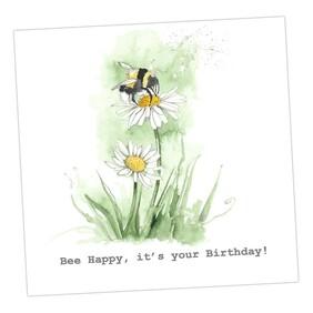 Crumble & Core Bee Happy Birthday