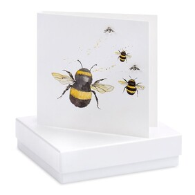 Crumble & Core Boxed Earring Card