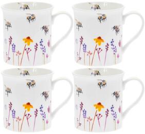 Boxed Set of 4 mugs