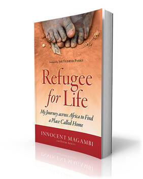 Refugee for Life: Innocent Magambi
