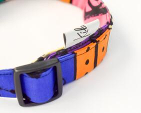 POP DIAMONDS Dog Collar