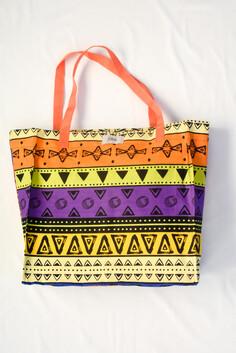 Pop Diamonds Shopping Bag