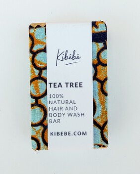 Tea Tree Hair and Body Wash Bar