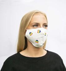 Lovehearts Face Mask