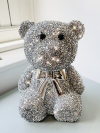 Crystal Glitz Teddy Bear