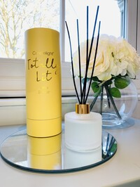 'Totally Lit' Diffuser - Mimosa Scent