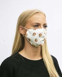 Lips Face Mask