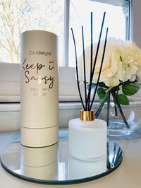 'Keep It Sassy' Diffuser - White Flowers Scent